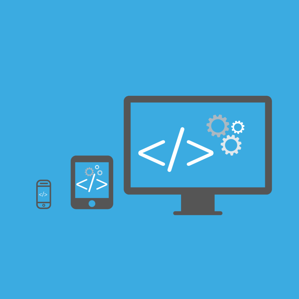 Software development services for different devices