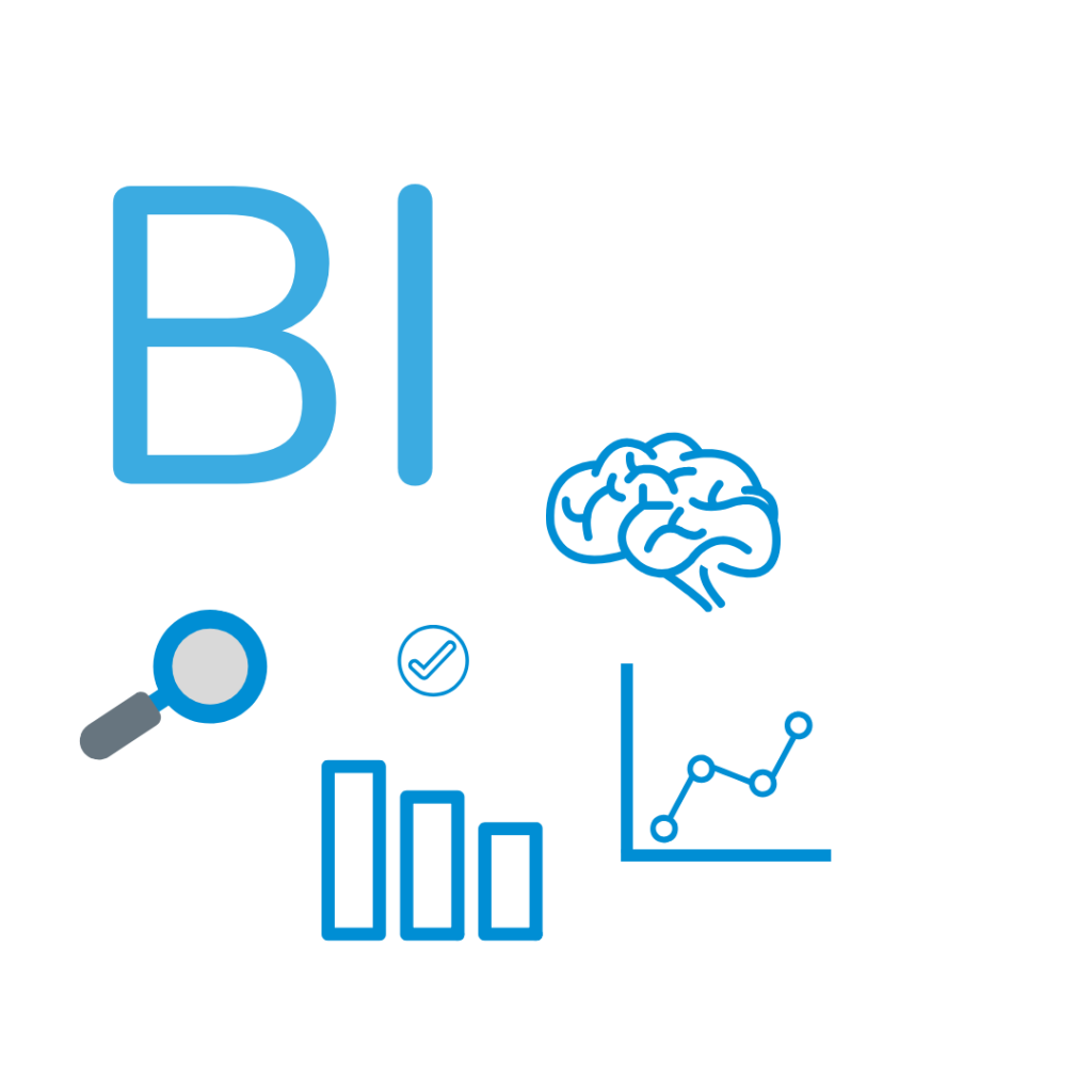 Business Intelligence software companies, B.I.,