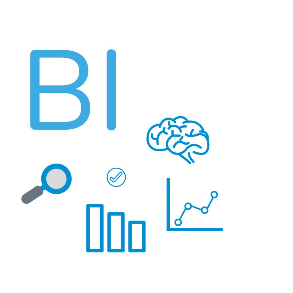 Business Intelligence software companies, B.I.,