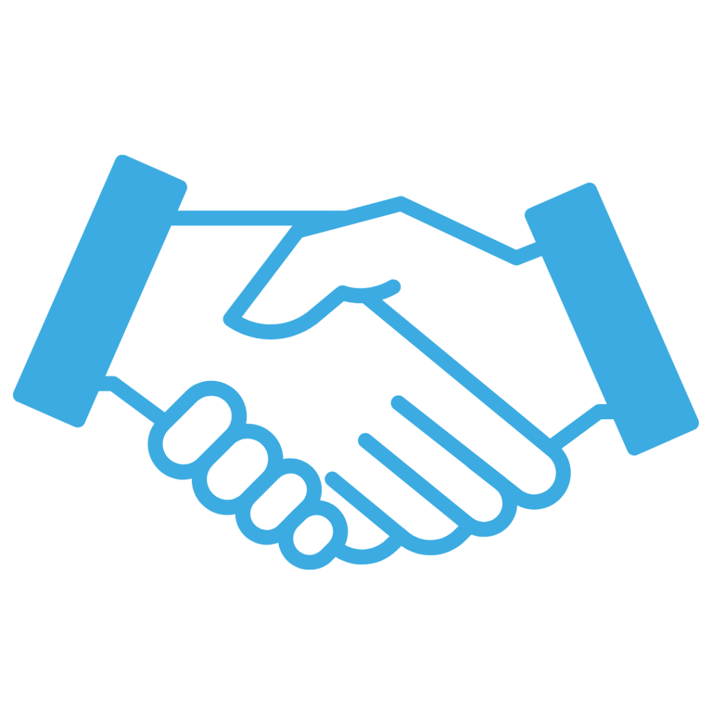 Koukio handshake for managed services consulting