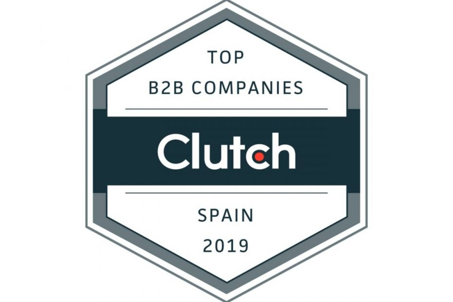 Clutch top Software Developent company Spain
