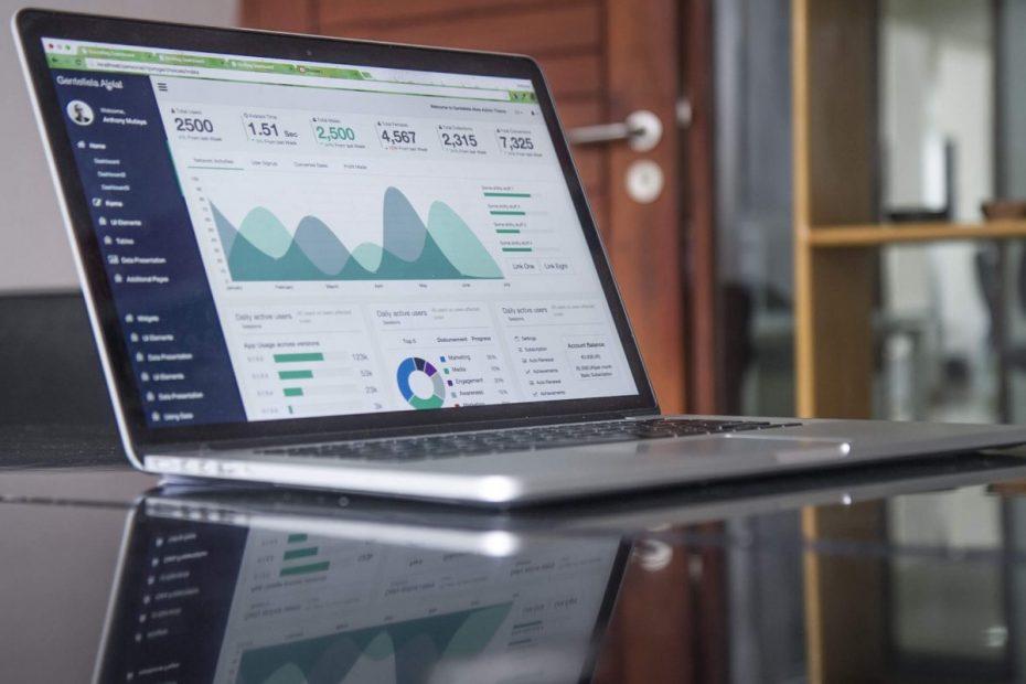 Business Intelligence data visualization