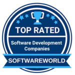 Top rateed by softwareworld Custom-Software-Development-Companies