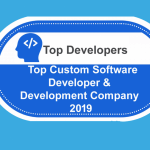 top custom software developer & development company