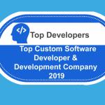 top custom software developer & development company
