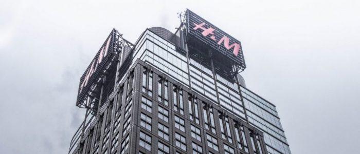 H&M uses Big Data